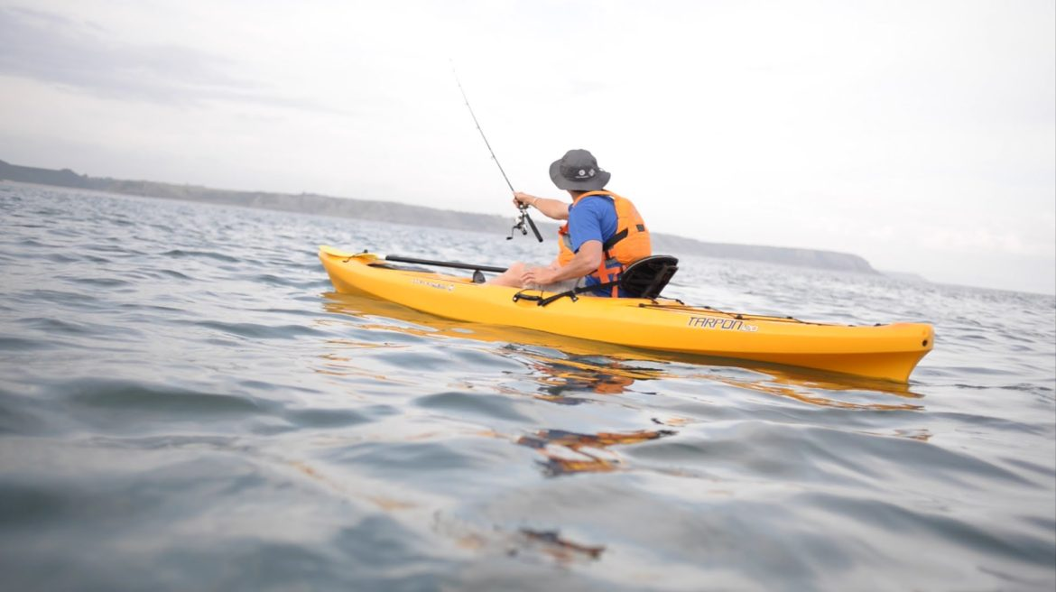 kayak fishing sonar finder